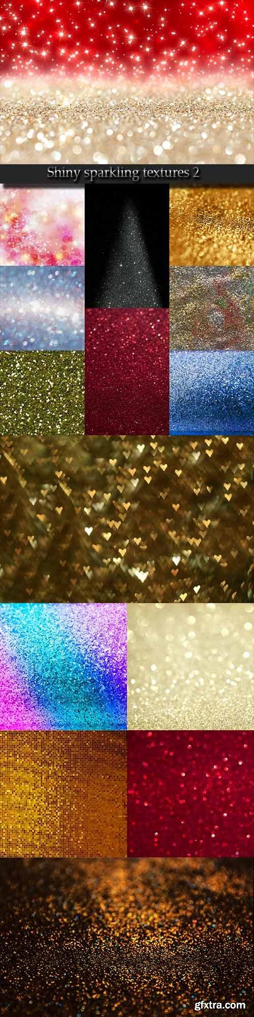Shiny sparkling textures 2