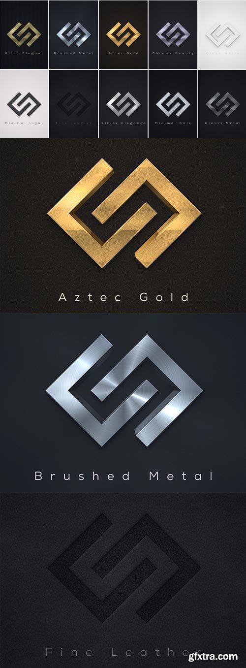 Videohive - Elegant Logo Reveals Pack 2 - 19521281