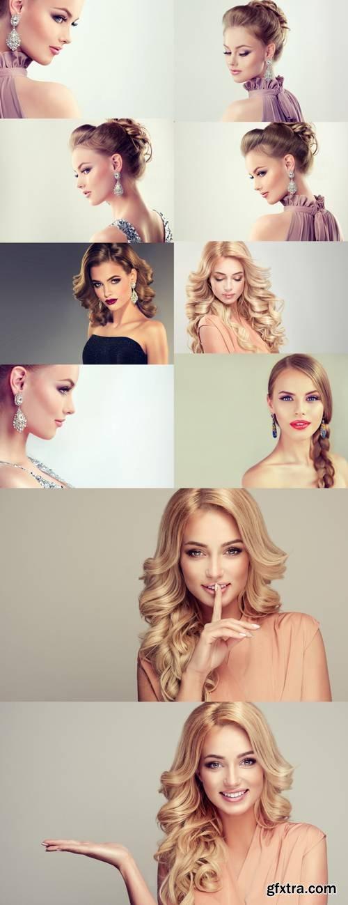 Beautiful Girl - Fashion Portrait