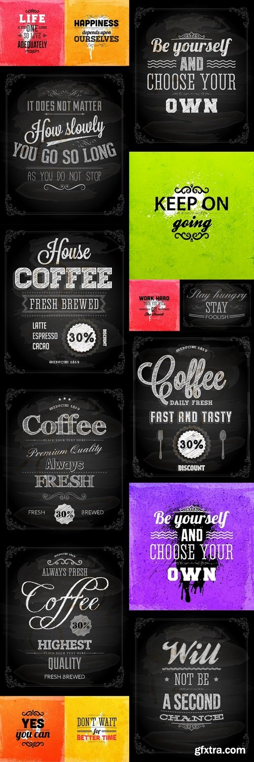 Сreative sign old-fashioned Premium Vector 2