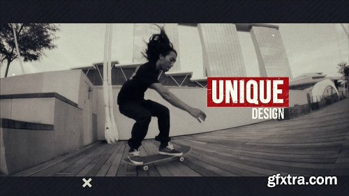 Videohive Dynamic Urban Opener 17171212