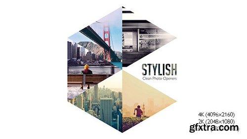 Videohive Stylish Photo Openers - Logo Reveal 11856111
