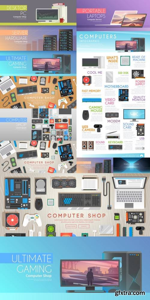 Computers and Gadgets