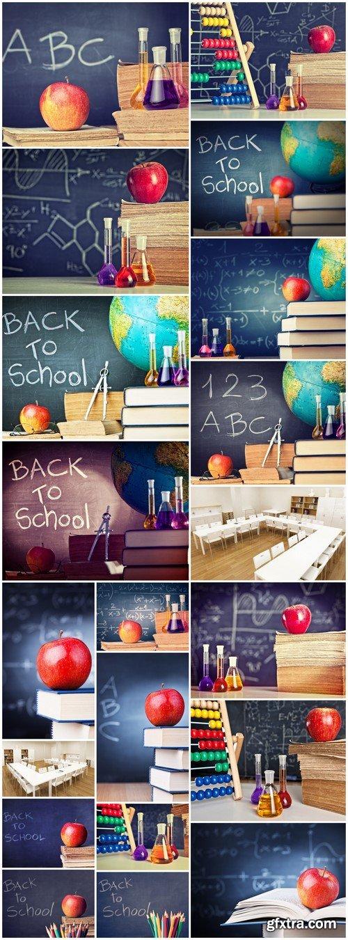 School concept background 20X JPEG