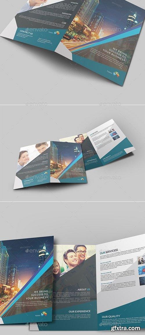 GraphicRiver - Brochure 11526656