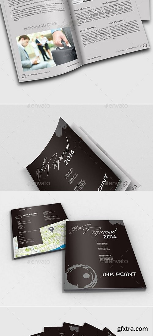 GraphicRiver - InkPoint Business Proposal Template 9581030