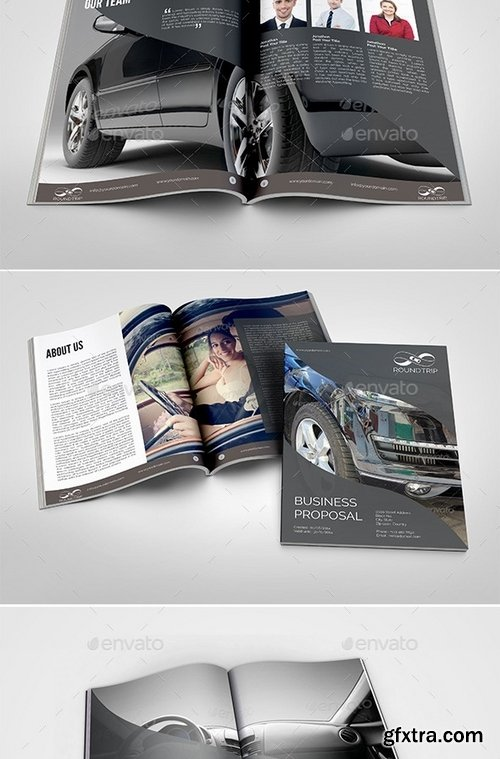 GraphicRiver - Roundtrip Multipurpose Proposal 8839053
