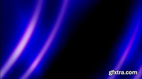 Pink light beam