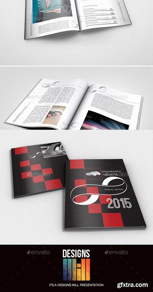 GraphicRiver - Round Trip Annual Report 8837925
