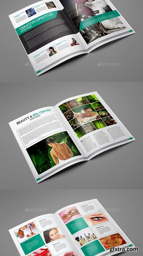GraphicRiver - Fashion Magazine Template - InDesign 42 Page_V5 10954902