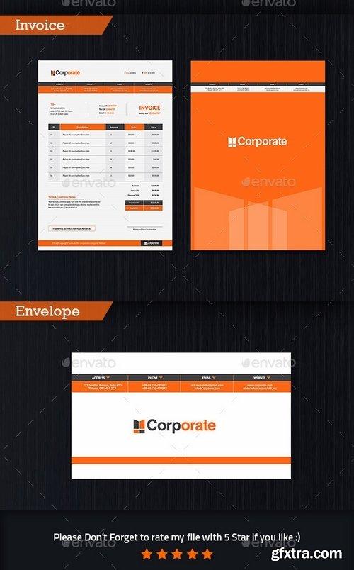 GraphicRiver - Corporate Branding Identity_V01 12071764