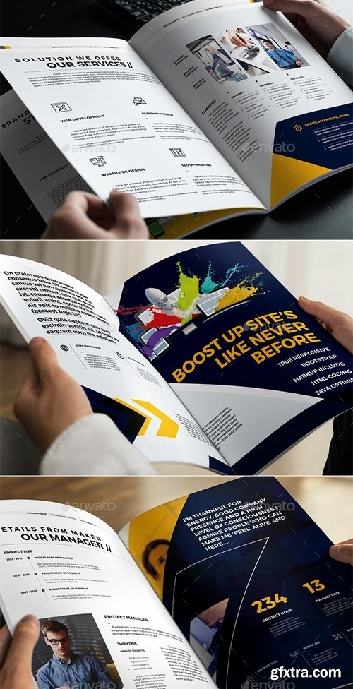 GraphicRiver - Proposal 15789831