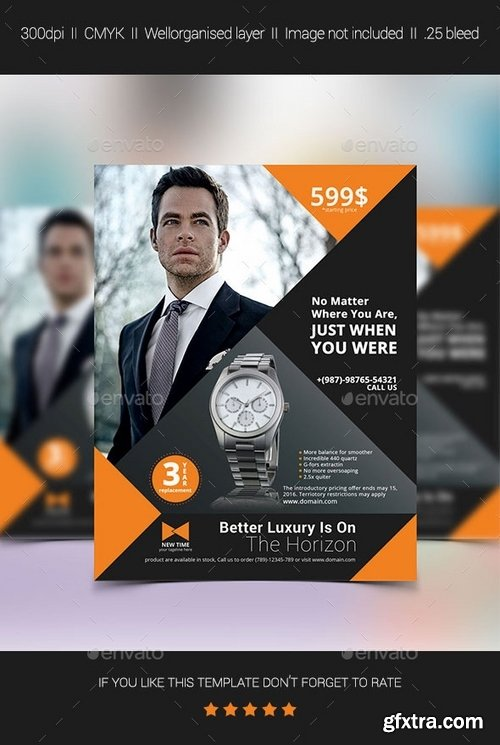 GraphicRiver - Product Flyer 11863721
