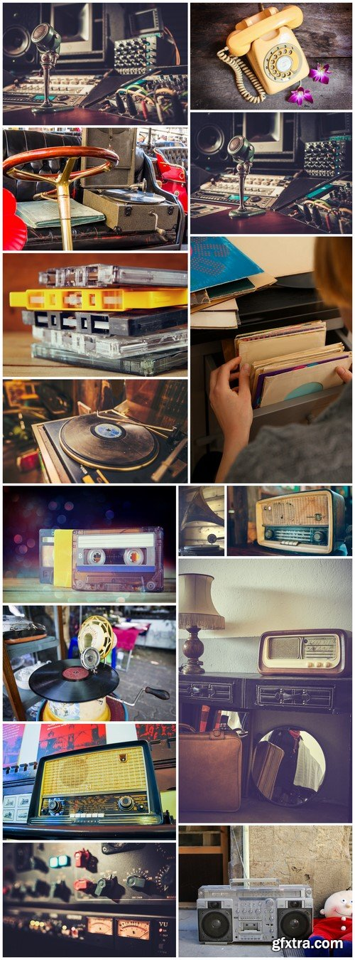 Retro appliances 15X JPEG