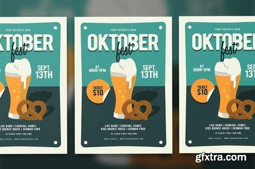 GraphicRiver - Oktoberfest flyer vol 2 17803349