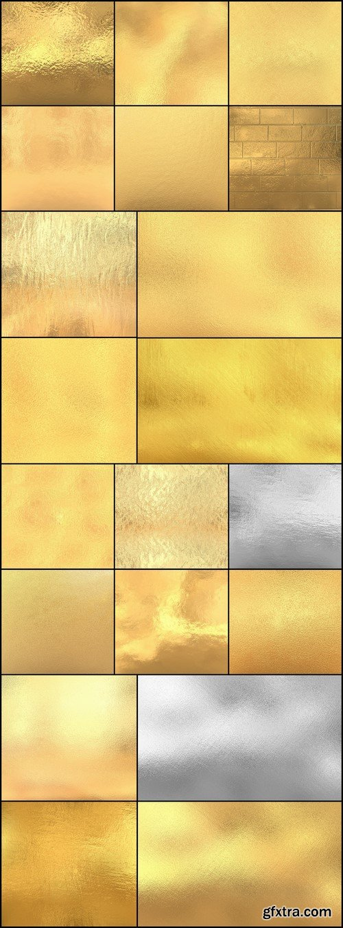 Gold background 20X JPEG