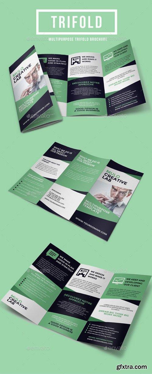 GraphicRiver - Multipurpose Trifold Brochure Vol 5 9459375
