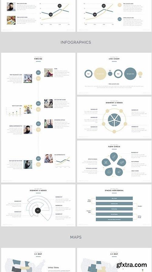 GraphicRiver - SOCRAN - Clean & Modern Keynote Template 14260452