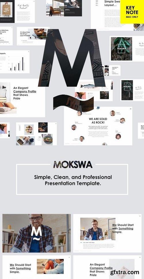 GraphicRiver - MOKSWA - Modern Keynote Template 16923848