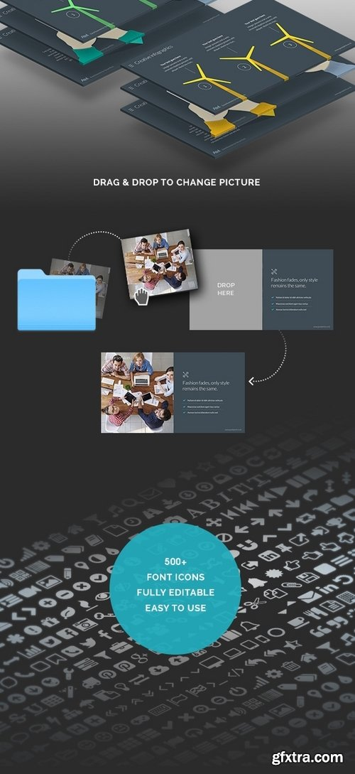 GraphicRiver - Pitch - Modern Keynote Template 14260224