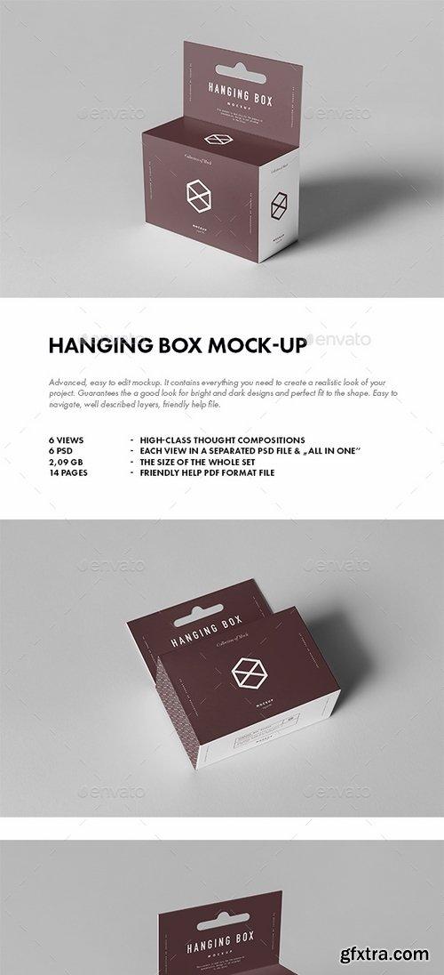 GraphicRiver - Hanging Box Mock-up 19656456