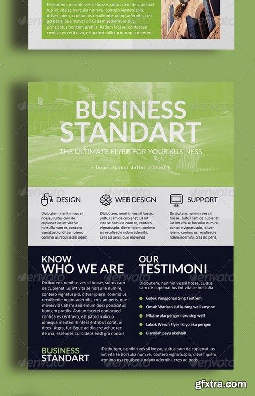 GraphicRiver - Multipurpose Business Flyer Vol 6 8772921