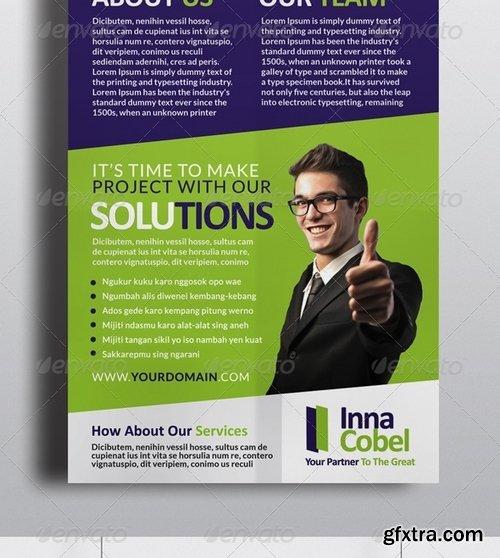 GraphicRiver - Multipurpose Business Flyer 7687374