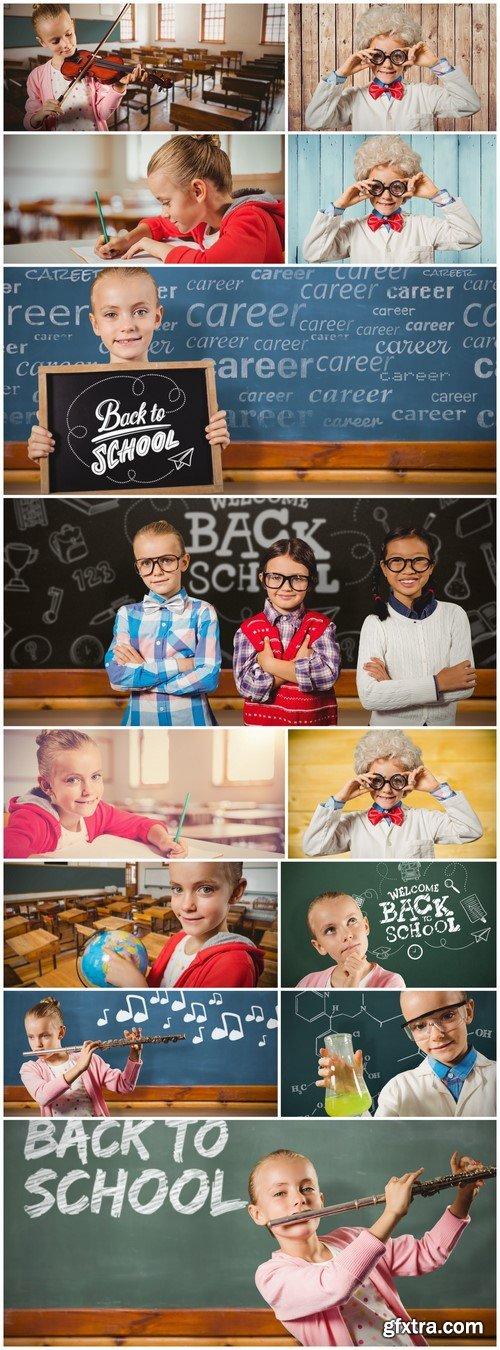 School children 13X JPEG