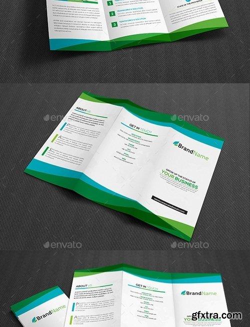 GraphicRiver - Multipurpose Tri-Fold Brochure_V1 11256061