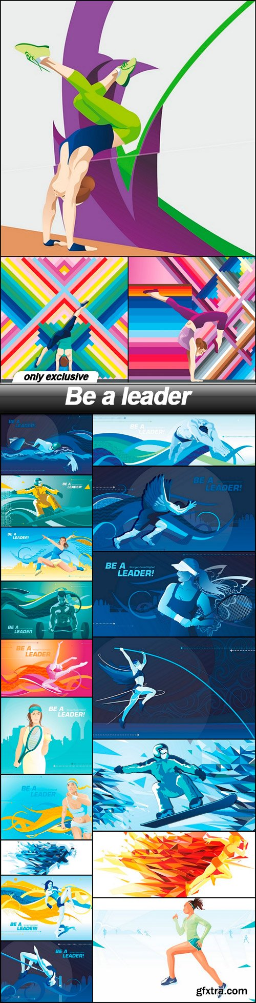 Be a leader - 20 EPS