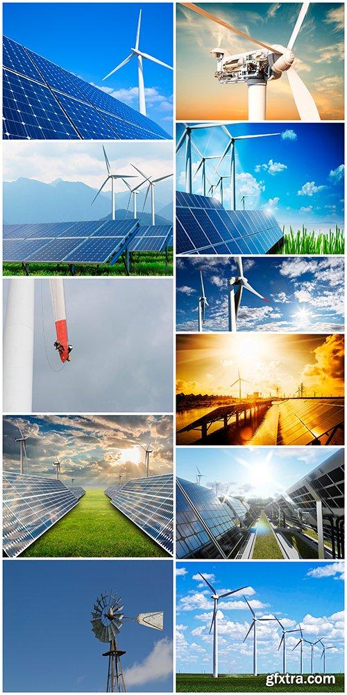 Renewable energy - 11UHQ JPEG
