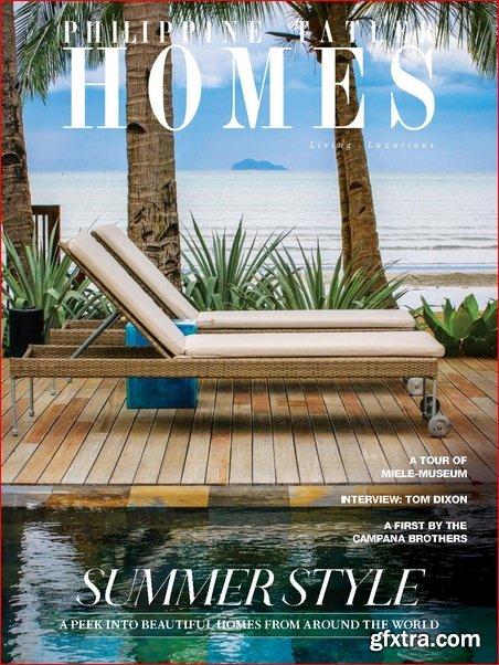 Philippine Tatler Homes - Volume 16 2017