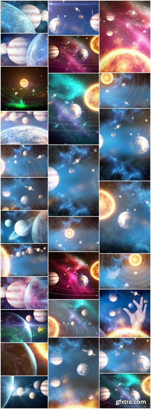 Astronomy of the planet 28X JPEG