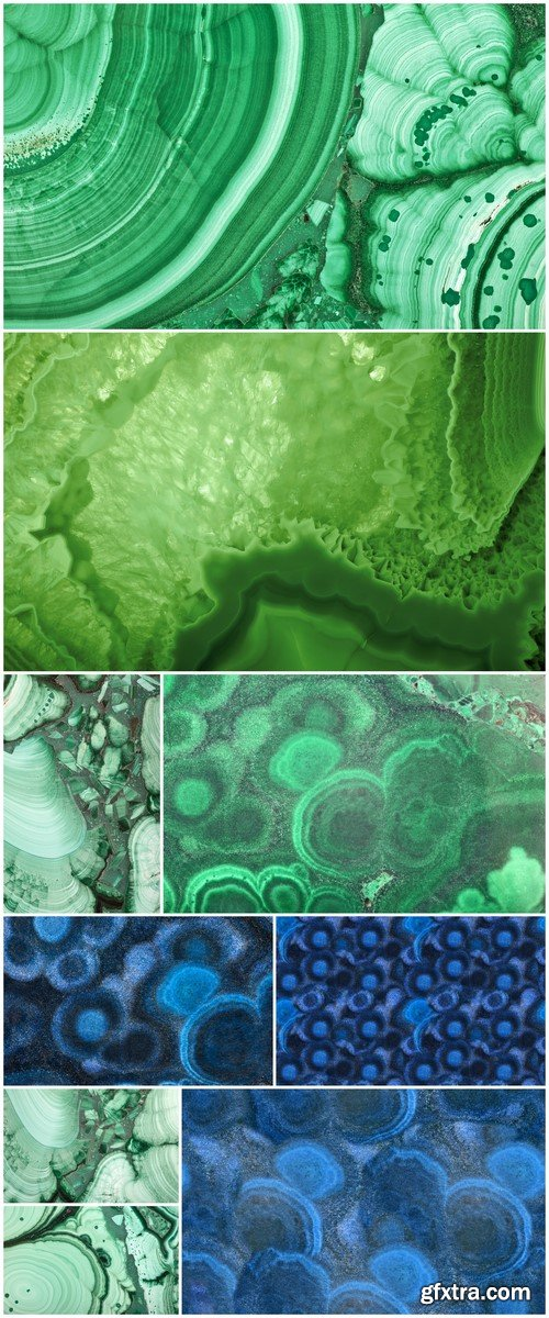 Green malachite 9X JPEG