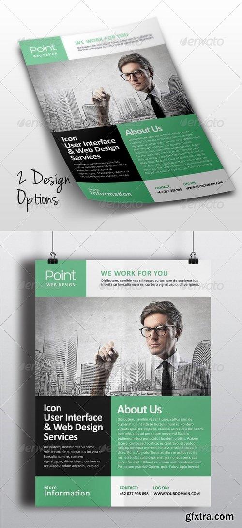 GraphicRiver - Multipurpose Business Flyer Vol 3 7741619