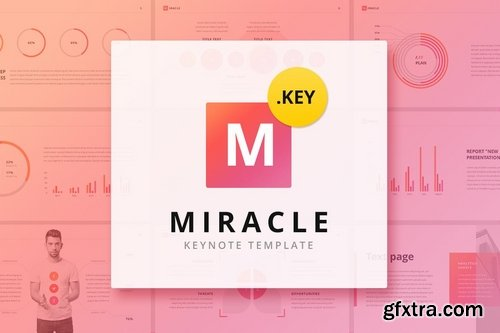 GraphicRiver - Miracle Modern Keynote Template 19683495
