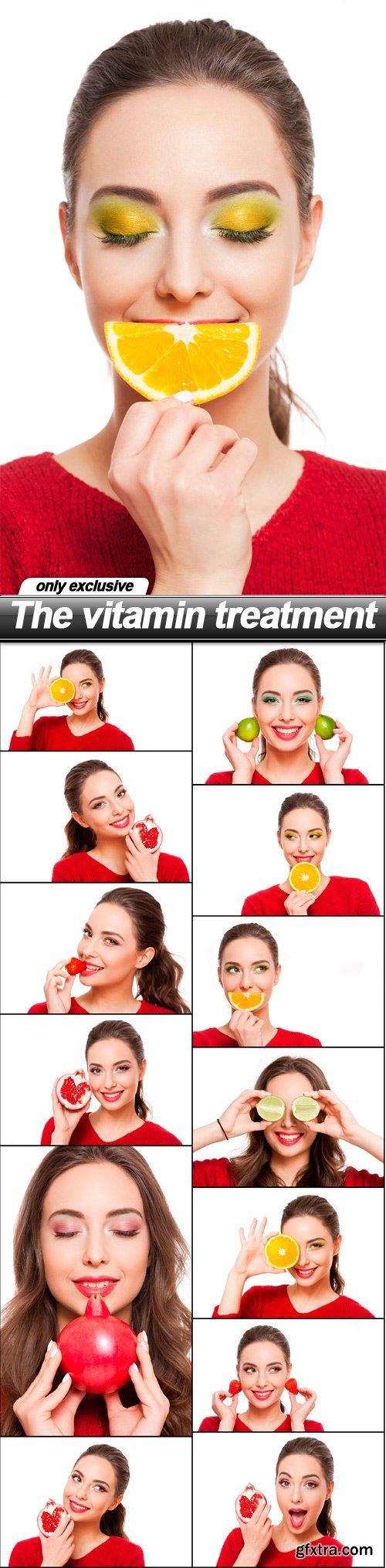 The vitamin treatment - 14 UHQ JPEG