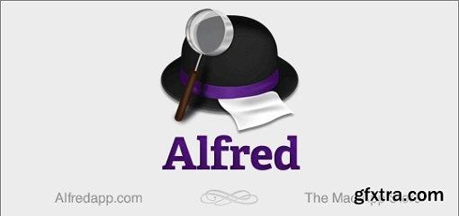 Alfred Powerpack 3.4 (Mac OS X)