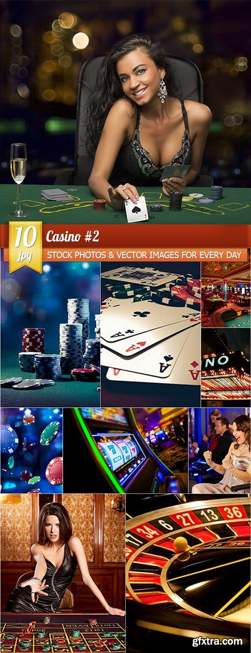 Casino 2, 10 x UHQ JPEG