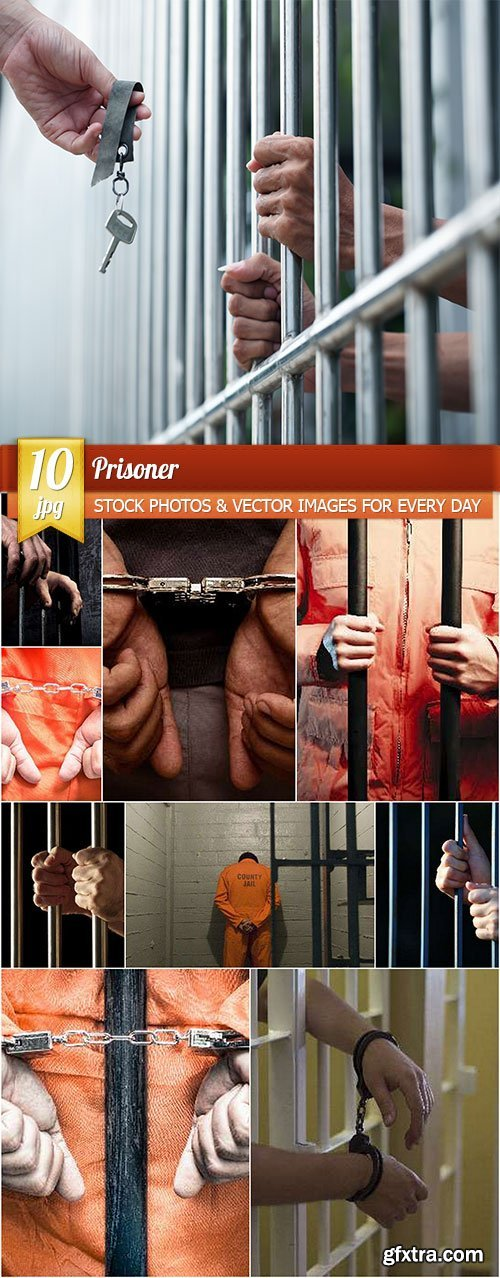 Prisoner, 10 x UHQ JPEG