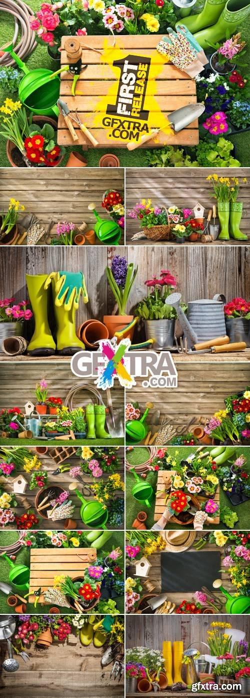Stock Photo - Gardening 2017 2