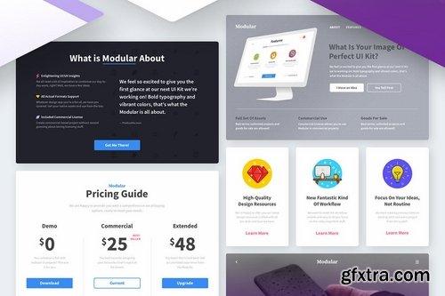 Modular UI kit