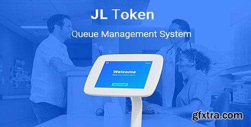 CodeCanyon - JL Token v2.1.0 - Queue Management System - 17327499