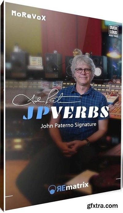 MoReVoX JPVerbs for REmatrix R2