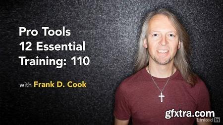 Pro Tools 12 Essential Training: 110