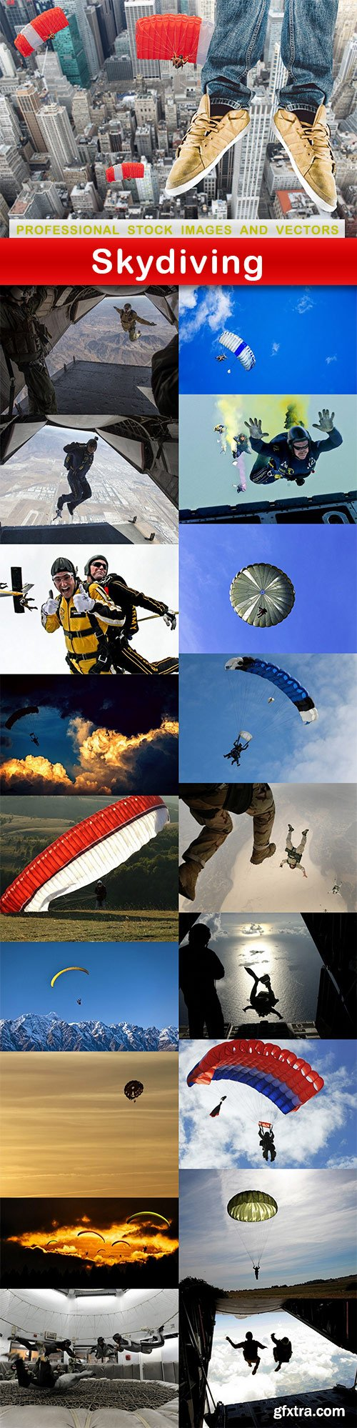 Skydiving - 19 UHQ JPEG