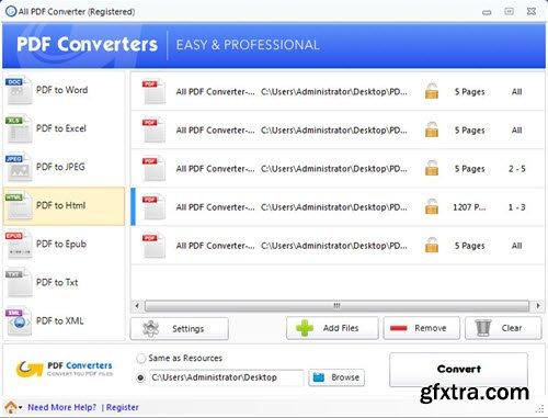 All PDF Converter 2.4.1 Multilingual