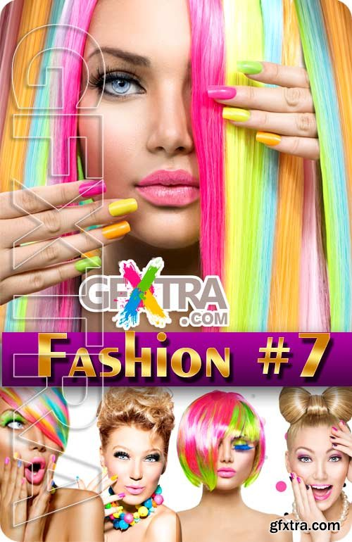 Fashion #7 - Stock Photo