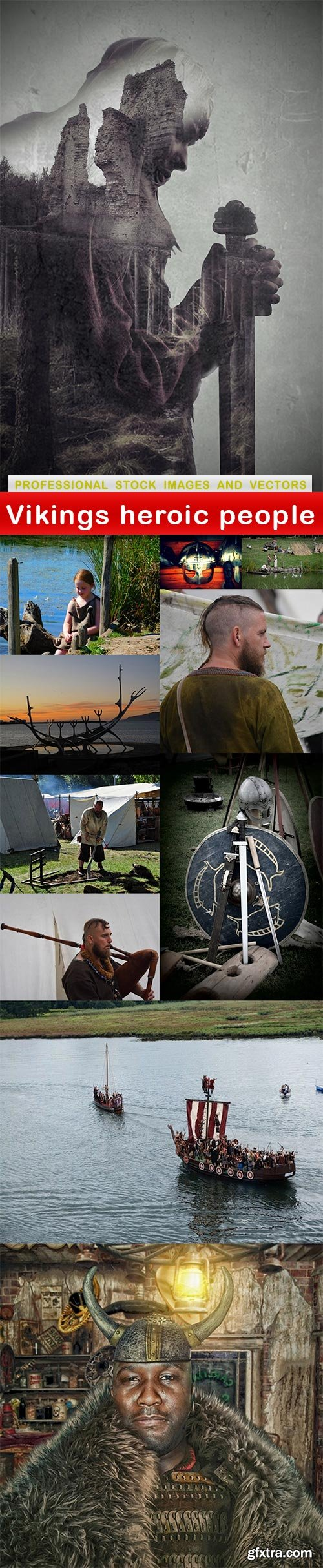 Vikings heroic people - 11 UHQ JPEG