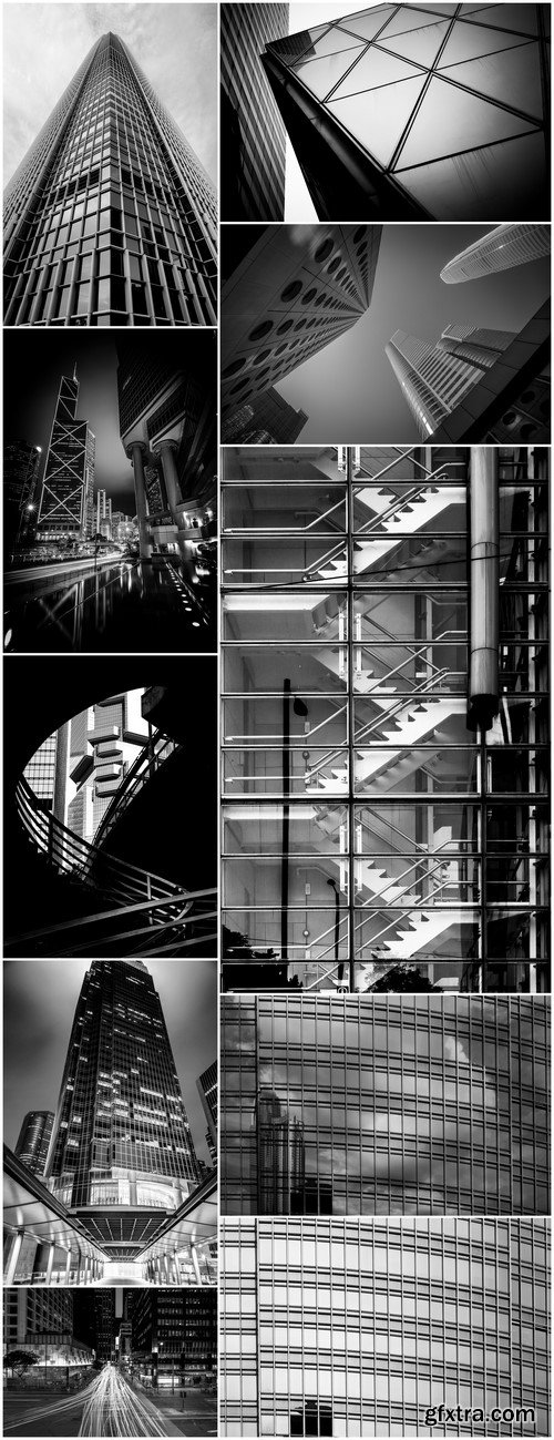 Abstract building 10X JPEG